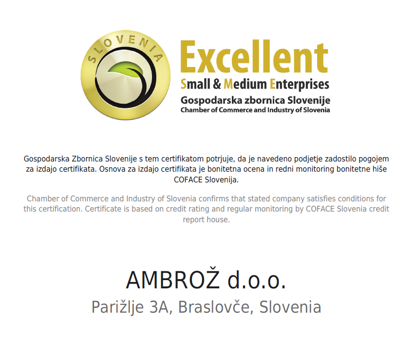 SME-certifikat